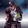 Heroes Of The DCU: Blackest Night: Black Hand Bust