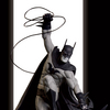Batman Black & White Statue: Batman By Tony Daniel