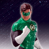 Heroes Of The DC Universe: Blackest Night Green Lantern Hal Jordan Bust
