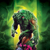 Heroes Of The DCU: Swamp Thing Bust