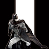Batman Black & White Statue: Batman By David Finch