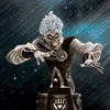 Heroes Of The DC Universe: Blackest Night Black Lantern Firestorm Bust