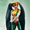 Cover Girls Of The DCU: Hawkgirl Statue