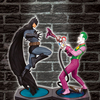 Ultimate Showdown: Batman Vs. The Joker Statue Set