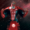 Heroes Of The DCU: Blackest Night Red Lantern Atrocitus Bust