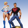 Superman Family Multi-Part Statue: Part 1 - Superboy & Power Girl