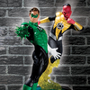 DC Direct: Ultimate Showdown: Green Lantern Vs. Sinestro Statue Set