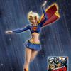 DC Direct: Superman/Batman Apocalypse DVD Supergirl Maquette