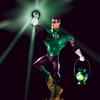 Green Lantern: The Animated Series Hal Jordan Maquette