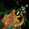 Classic Confrontations: Green Lantern Hal Jordan Vs. Parallax Statue