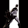 Batman Black & White Statue: Batman By Dustin Nguyen