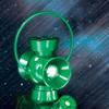 Blackest Night: Green Lantern 1:4 Scale Power Batery