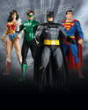 Justice League: Classic Icons Series 1 Figures