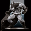Batman Black And White By Sam Kieth Statue