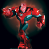 Green Lantern: The Animated Series Atrocitus Maquette