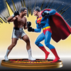 New Superman vs. Muhammad Ali Statue, LEGO, Heroclix, Marvel & more at Entertainment Earth