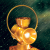 Blackest Night: Yellow Lantern 1:4 Scale Power Battery & Ring