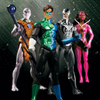 Blackest Night Action Figure Box Set