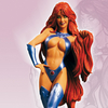 Cover Girls Of The DC Universe: Starfire Statue