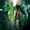 Green Lantern Series 4 Figures From DC Direct
