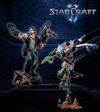 DC Unlimited Offerings For September 2011 - Starcraft II Figures & WOW Coins