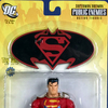 DC Direct's Superman as Shazam Exclusive Figure