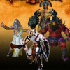 DC Unlimited God Of War Series 1 Figures First Look