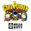 Hello Kitty & DC Comics Team Up