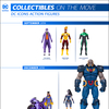 DC Collectibles Batman: The Animated Series and DC Icons Updated Release Schedules