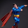 Metallic Superman by Frank Miller Statue