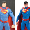 DC Collectibles New 52 Superman Single Packaged Vs. 7-Pack Boxset Version