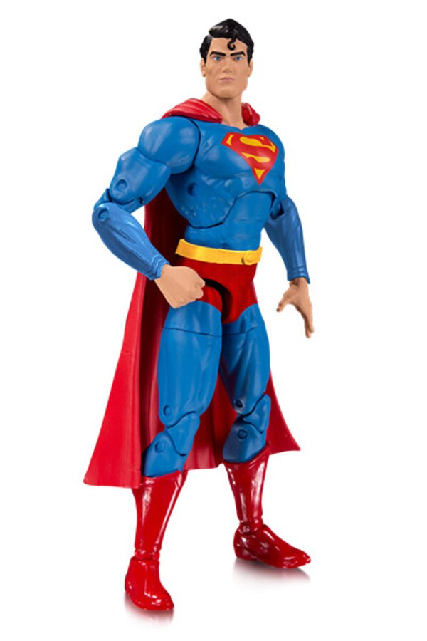 Dc Essentials 7 Quot Action 1000 Red Trunks Superman Figure From Dc Collectibles Toy News