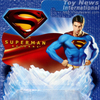TRU Exclusive Superman Returns Space Suit Kal-El