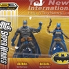 DC SuperHeroes Target Exclusives
