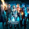 DC's Legends Of Tomorrow' Season Three Artwork & 'Wednesday' Promo
