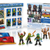 Teenage Mutant Ninja Turtles: Out Of The Shadows Walmart Exclusive Blu-ray Set With Mini-Figures