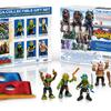 Teenage Mutant Ninja Turtles: Out Of The Shadows Walmart Exclusive Blu-ray Set With Mini-Figures