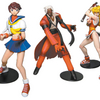 Capcom Vs SNK Series 3 Mini-Figures