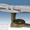 Battlestar Galactica: New Galactica Statue