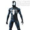 DST's Exclusive Marvel's Symbiote Spider-Man Maquette Coming To Select Retailers