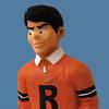 Archie: Modern Reggie Bust
