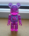 Previews Exclusives At SDCC 2010 - Tron Bearbrick & More