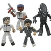 Alien Minimates 35th Anniversary Box Set