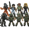 Aliens Minimates 2-Packs Series 2