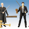New Exclusive Buffy/Angel 2-Packs From DST