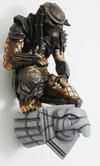 Predator 2 Wall Statue