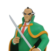 Batman: The Animated Series Ra's al Ghul Bust From DST
