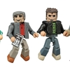Back To The Future 30th Anniversary Minimates 1985 Boxset