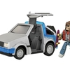 Back To The Future Minimates Vehicle Time Machine