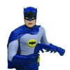 Adam West Batman 1966 Bust Bank